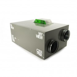 Rekuperator AirPack 650h / 650v