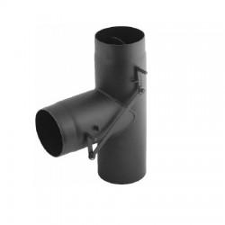 Trójnik spalinowy dwuprzepływowy 2mm