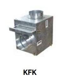 Kaseta filtracyjna  KFK z zaworem zwrotnym