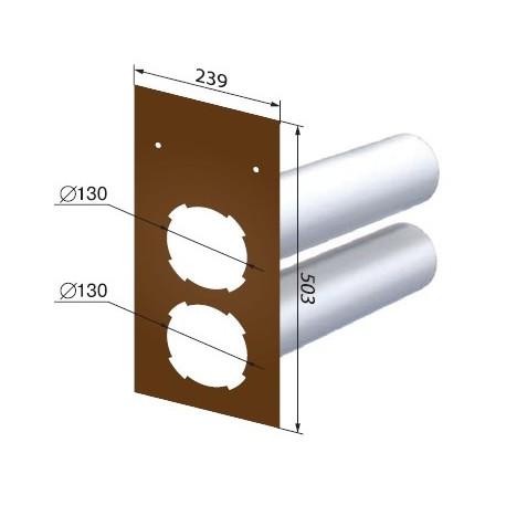 Zestaw montażowy MK1 MICRA 60