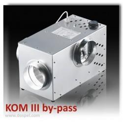 Wentylator kominkowy KOM III by-pass