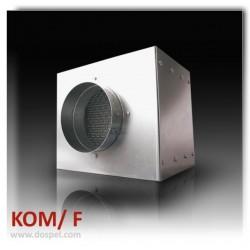 Filtr powietrza KOM/F