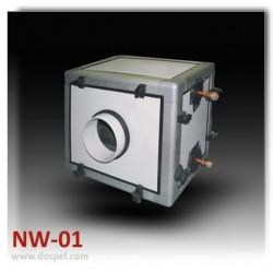 Wodna nagrzewnica kanałowa NW-01