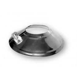 Okapnik/maskownica turbo jednościenna