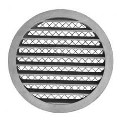 Czerpnia/wyrzutnia ścienna aluminiowa KWO